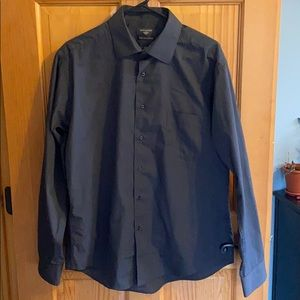 Men's Dockers Fitted Shirt Size L, 16-16/2